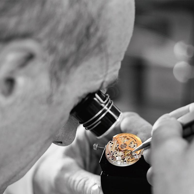 Uhrenservice bei Juwelier Lorenz in Berlin-Friedenau