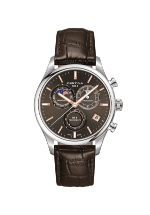 Certina, Urban Collection, DS-8 Chronograph Mondphase, C033.450.16.081.00