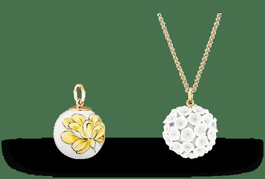 Meissen Couture Schmuck bei Juwelier Lorenz in Berlin-Friedenau