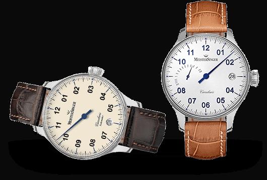 MeisterSinger Circularis Uhren bei Juwelier Lorenz in Berlin-Firedenau