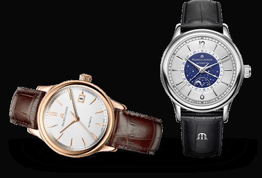Maurice Lacroix Les Classiques Uhren bei Juwelier Lorenz in Berlin-Firedenau