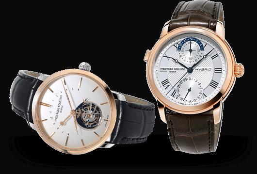 Frédérique Constant Uhren bei Juwelier Lorenz in Berlin-Friedenau