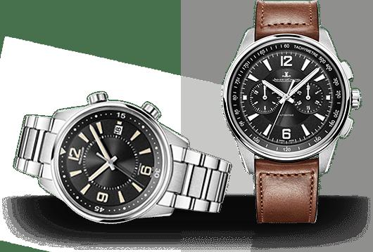 Jaeger-LeCoultre Polaris Uhren bei Juwelier Lorenz in Berlin-Firedenau