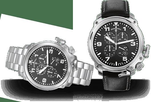 Erhard Junghans Uhren bei Juwelier Lorenz in Berlin-Firedenau