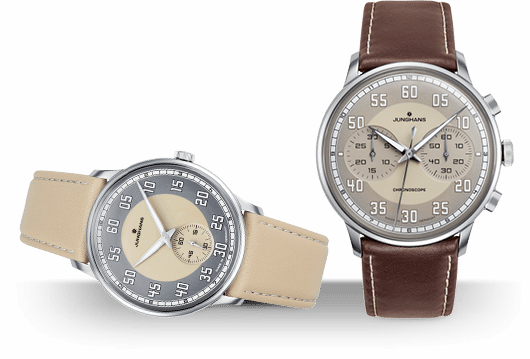 Junghans Meister Driver Uhren bei Juwelier Lorenz in Berlin-Firedenau