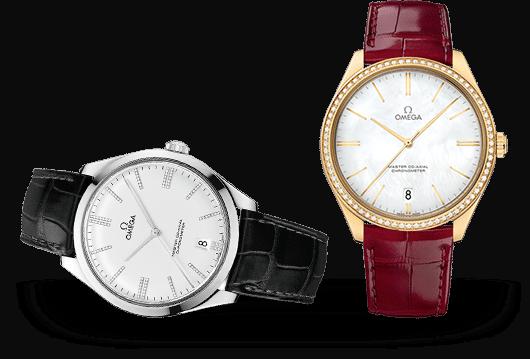 Omega De Ville Uhren bei Juwelier Lorenz in Berlin-Friedenau