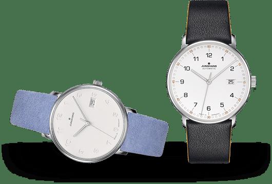 Junghans Form Uhren bei Juwelier Lorenz in Berlin-Firedenau