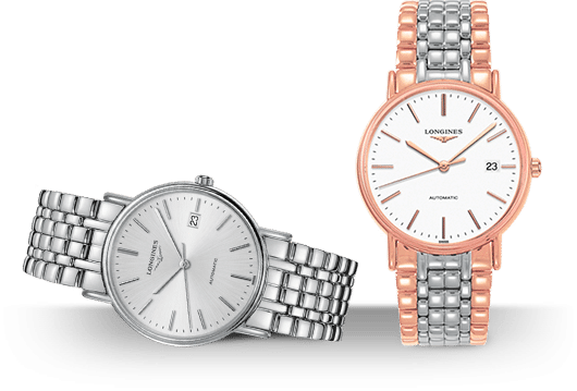 Longines Elegance Uhren bei Juwelier Lorenz in Berlin-Firedenau