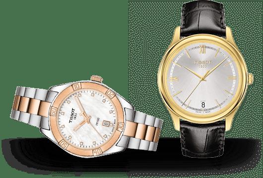 Tissot Uhren bei Juwelier Lorenz in Berlin-Friedenau