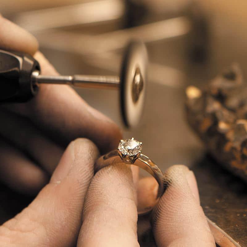 Handwerk bei Juwelier Lorenz