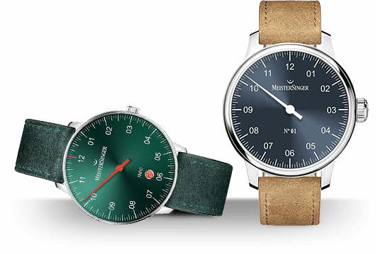 MeisterSinger Uhren bei Juwelier Lorenz in Berlin-Friedenau