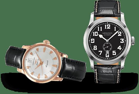 Longines Heritage Uhren bei Juwelier Lorenz in Berlin-Firedenau