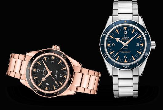 Omega Seamaster Uhren bei Juwelier Lorenz in Berlin-Friedenau