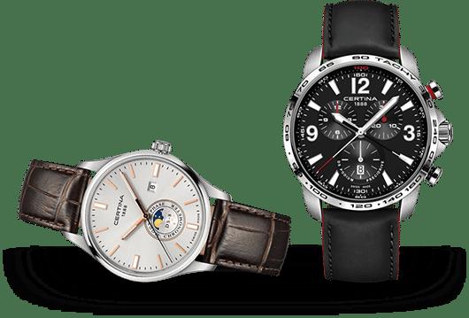 Certina Uhren bei Juwelier Lorenz in Berlin-Friedenau