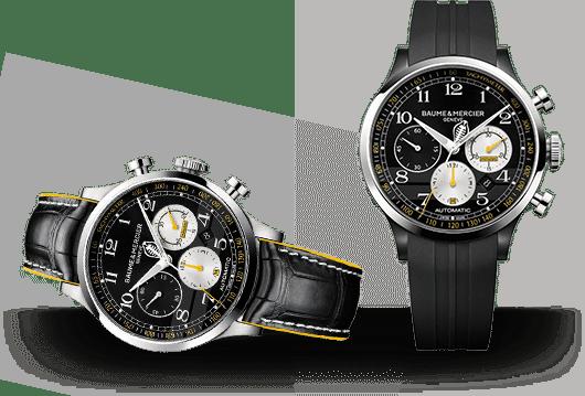 Baume & Mercier Capeland Uhren bei Juwelier Lorenz in Berlin-Firedenau
