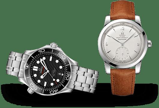 Omega Uhren bei Juwelier Lorenz in Berlin-Friedenau