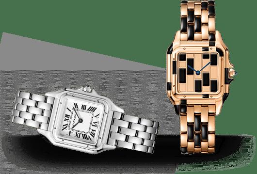 Panthere de Cartier Uhren bei Juwelier Lorenz in Berlin-Friedenau