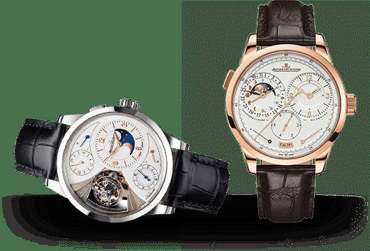 Jaeger-LeCoultre Duometre Uhren bei Juwelier Lorenz in Berlin-Firedenau