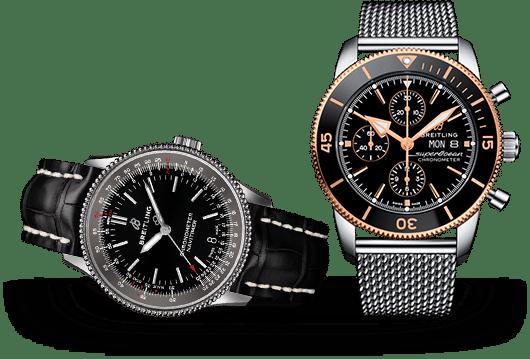Breitling Uhren bei Juwelier Lorenz in Berlin-Friedenau