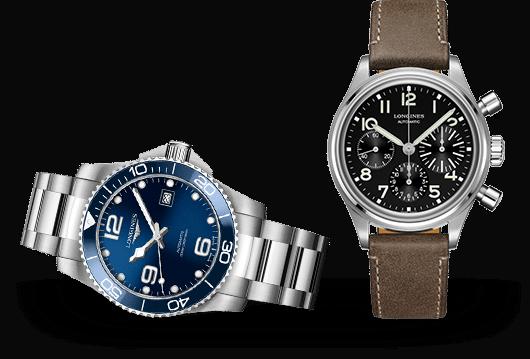 Longines Uhren bei Juwelier Lorenz in Berlin-Friedenau