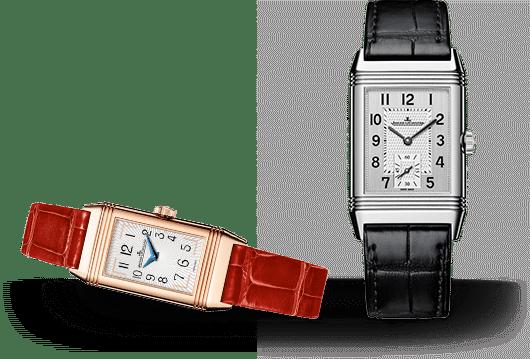 Jaeger-LeCoultre Reverso Uhren bei Juwelier Lorenz in Berlin-Firedenau