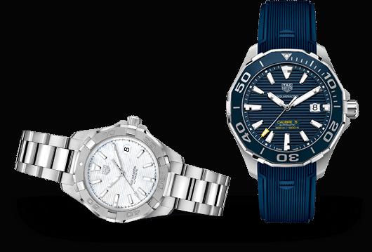 TAG Heuer Aquaracer Uhren bei Juwelier Lorenz in Berlin-Firedenau