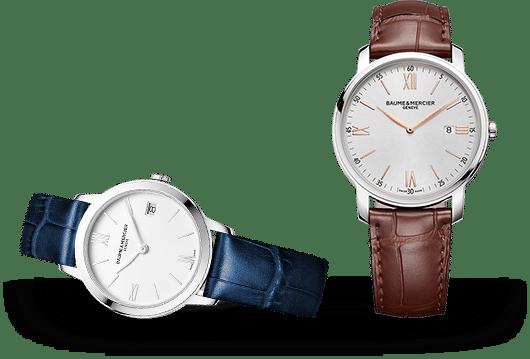 Baume & Mercier Classima Uhren bei Juwelier Lorenz in Berlin-Firedenau