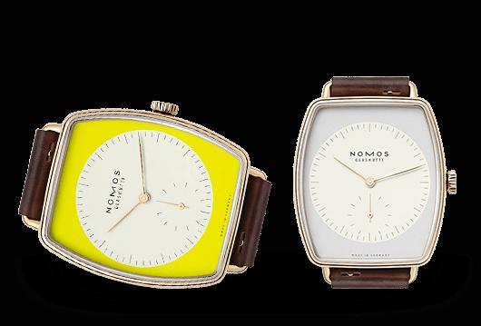 Nomos Glashütte Lux Uhren bei Juwelier Lorenz in Berlin-Firedenau