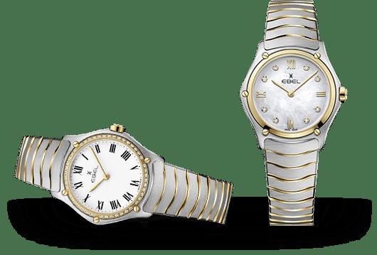 Ebel Classic Uhren bei Juwelier Lorenz in Berlin-Firedenau