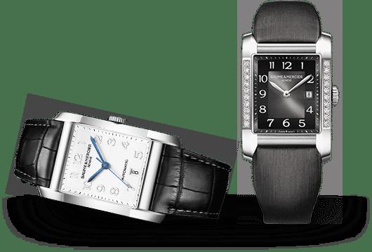 Baume & Mercier Hampton Uhren bei Juwelier Lorenz in Berlin-Firedenau