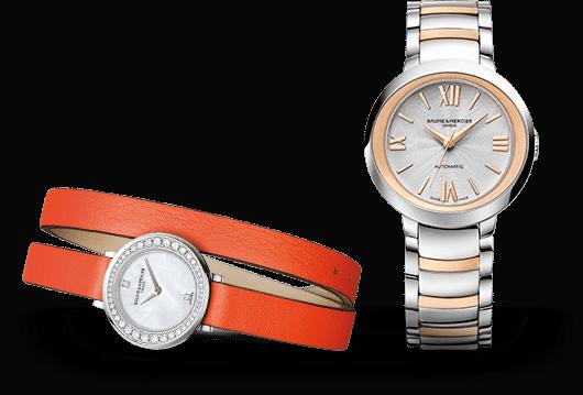 Baume & Mercier Promesse Uhren bei Juwelier Lorenz in Berlin-Firedenau