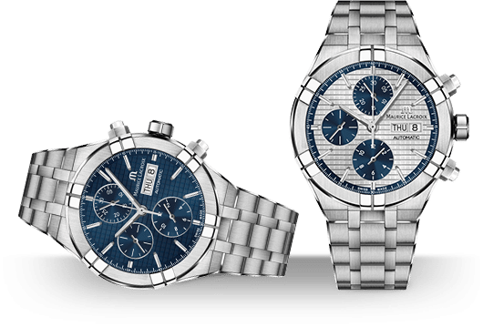 Maurice Lacroix Aikon Uhren bei Juwelier Lorenz in Berlin-Firedenau