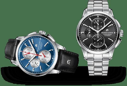 Maurice Lacroix Pontos Uhren bei Juwelier Lorenz in Berlin-Firedenau