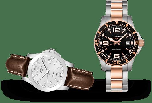 Longines Sport Uhren bei Juwelier Lorenz in Berlin-Firedenau
