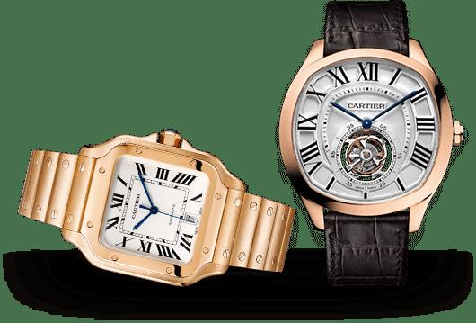 Cartier Uhren bei Juwelier Lorenz in Berlin-Friedenau