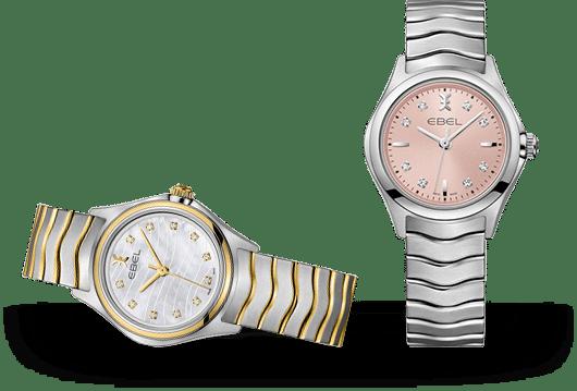 Ebel Wave Uhren bei Juwelier Lorenz in Berlin-Firedenau