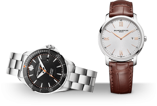 Baume & Mercier Uhren bei Juwelier Lorenz in Berlin-Friedenau
