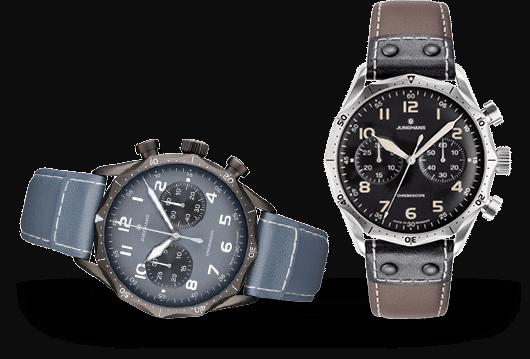Junghans Meister Pilot Uhren bei Juwelier Lorenz in Berlin-Firedenau