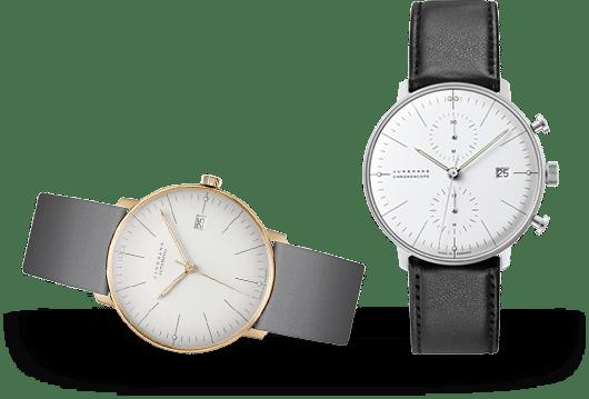 Junghans Max Bill Uhren bei Juwelier Lorenz in Berlin-Firedenau