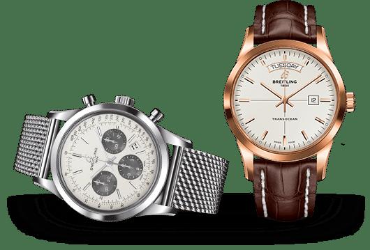 Breitling Transocean Uhren bei Juwelier Lorenz in Berlin