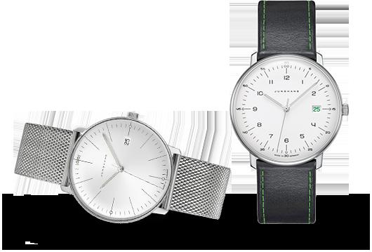 Junghans Max Bill Uhren bei Juwelier Lorenz in Berlin