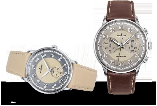 Junghans Meister Driver Uhren bei Juwelier Lorenz in Berlin