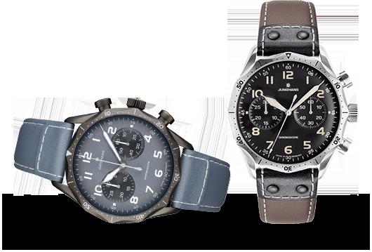 Junghans Meister Pilot Uhren bei Juwelier Lorenz in Berlin