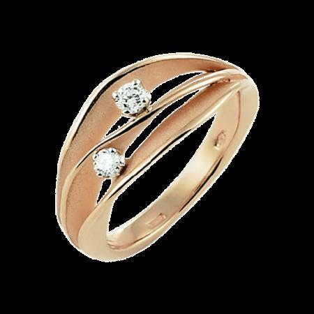 Annamaria Cammilli, Essential, Dune, Ring Orange Gold , GAN1941J