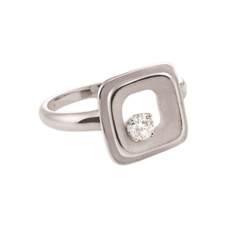 Annamaria Cammilli, Essential, My Way, Ring White Gold, GAN2423W