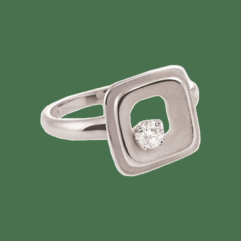 Annamaria Cammilli, Essential, My Way, Ring White Gold, GAN2423W