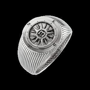 Baldessarini Ring, Y2087R/90/00, Silber