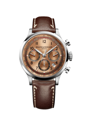 Baume & Mercier, Capeland, Automatic Chronograph Copper, 10004