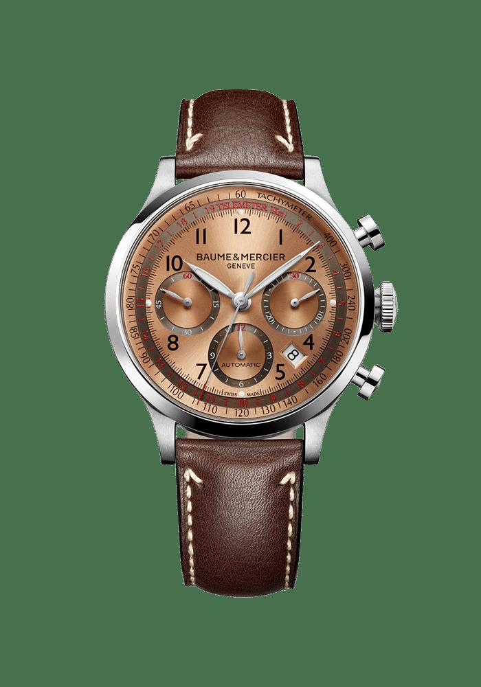 Baume & Mercier, Capeland, Automatic Chronograph Copper, 10004