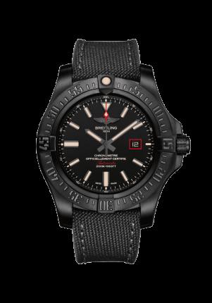 Breitling, Avenger, Blackbird 44, V1731110/BD74/109W/M20BASA.1